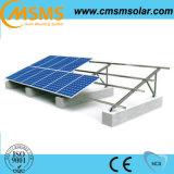 Земная система панели солнечных батарей