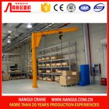 Workshop Warehouse와 Yard에 있는 Rotating 360 Degree Widely Used를 가진 지브 Crane