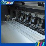 impressora solvente Digital de Eco do Inkjet Dx7 de 1.6m que anuncia a impressora com 1440dpi de alta velocidade