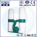 Collecteur de poussière portatif de doubles sacs de Yuton