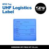 Papel revestido Az-D H3 da freqüência ultraelevada da logística de RFID