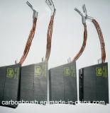 Recherche du balai de moteur de graphite, balai de charbon pour l'industrie TD212