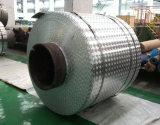 a largura a mais grande 2000mm da folha de alumínio do passo