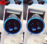 De Lader van de Auto van Doube USB van Belkin met Verpakking