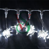 セリウムRoHS Approved 110V/220V LED Wedding Curtain Fairy Lights