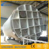 ISO9001 de goedgekeurde Tank van de Opslag van de Afzet van de Fabriek Vloeibare