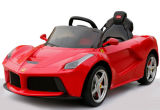 Genehmigte Fahrt Ferrari-Laferrari (2.4G) auf Auto mit Fernsteuerungs