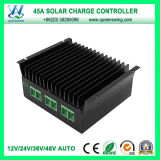 45A 12V/24V/36V/48V Auto PV Modules Power System Solar Charge Controller (QWSR-LG4845)