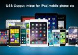 Hors-d'oeuvres de véhicule et chargeur multifonctionnels de téléphone mobile