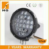 9inch LED Offroad 가벼운 라운드 4D 크리 사람 120W LED 모는 빛