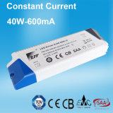 40W 600mA konstante Stromversorgung des Bargeld-LED mit Cer SAA