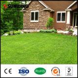 Декоративные естественные зеленые синтетические искусственние низкие цены ковра травы