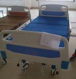 (A-49) Cama de hospital manual de la función Double- movible