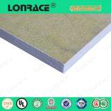 Placa de fibra de teto acústico de alta qualidade