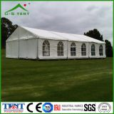 屋外の大きい防水教会党結婚式のイベントのテントの玄関ひさし