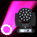 Головка освещения RGBW СИД 19X15W этапа Moving