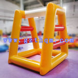 Inflatable Iceberg Water Climbing Wall / Inflatable Water Climbing Game