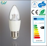 6000k C35 3W LED Bulb Lamp (Ce RoHS)