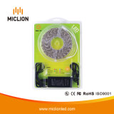 5m Type 5050 Color RGB LED Strip Light con Ce