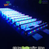 Luz de la Arandela de la Pared de IP65 RGB LED con la Garantía 2 Años