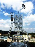 Hbking neuer Entwurfs-Recycler-Glaswasser-Rohre, Tabak-Glaspfeifen, rauchende Wasser-Rohre