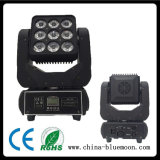 LED Matrix Light 10W*9PCS 4in1 LED Matrix Moving Head Light