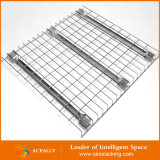 Warehouse ShelvingのためのAceally Pallet Rack Grid Wire Mesh Decking