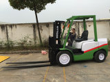 2t 2stage Mast, 4000 mm Altura Carretilla Diesel con el CE (FD20T)