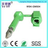 Joint de boulon de conteneur de qualité de prix usine de Shandong avec le code à barres