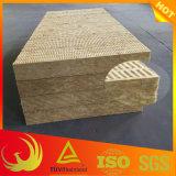 Lanas de roca externas impermeables del aislante termal de la pared (edificio)