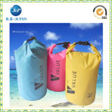 sacchetto asciutto del grande del volume 50L zaino impermeabile di nylon del barilotto (JP-WB007)