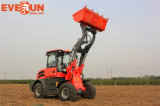 Everun 2016 New Farm Machine Front Loader com Sweeper