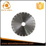 Le diamant de découpage circulaire scie la lame pour le marbre de granit