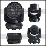 7X40W Wash LED Moving Head Light met Zoom