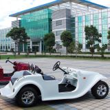 Road Electric Golf Cart (DN-4D) 떨어져 중국 OEM Manufacturers 4 Seats