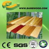 Everjade a carbonisé le plancher en bambou horizontal