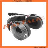 Двухсторонний Radio сверхмощный шум шлемофона отменяя шлемофон
