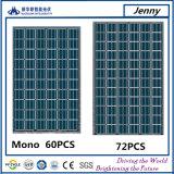 Панели солнечных батарей высокой эффективности Mono кристаллические от фабрики Китая