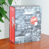 Paper de lujo Packing Box con EVA para Brochures