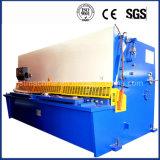 Machine van het Blad van het metaal de Hydraulische Scherpe (QC12y-10X3200 8X4000)