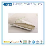 Mousse déchiquetée de mémoire avec le palier en bambou amovible de couverture de fibre