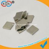 Super dünner quadratischer Block-Magnet