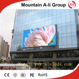 Exhibición de LED a todo color al aire libre de P8 HD para hacer publicidad