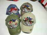 Gorra de béisbol del bordado de los hombres