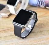2016 самый новый вахта Android Smartwatch цены по прейскуранту завода-изготовителя A1 Bluetooth франтовской для Android мобильного телефона