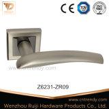 문 기계설비 아연 합금 가구 자물쇠 레버 손잡이 (최신유행 상표 Z6236-ZR13)