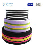 Großhandelsjacquardwebstuhl-Regenbogen-Webstuhl-elastische Bänder
