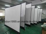 Stativ-Fußboden-Standplatz-Projektions-Bildschirm-China-Hersteller