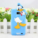Оптовое милое iPhone 4GS/5GS Soft Cartoon Silicon Phone Cover/аргументы за