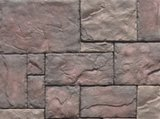 Pierre européenne de château de panneau de mur pour le mur extérieur (ARF-31)